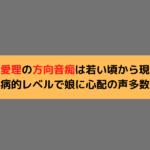 平松愛理の方向音痴は若い頃から現在まで病的レベルで娘に心配の声多数!